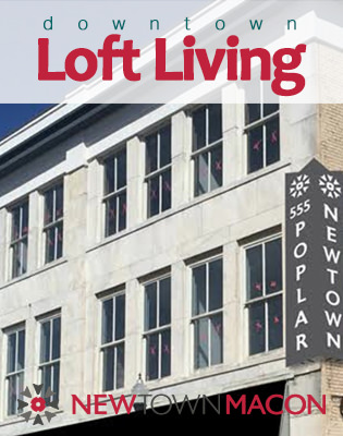 Loft Living in Downtown Macon