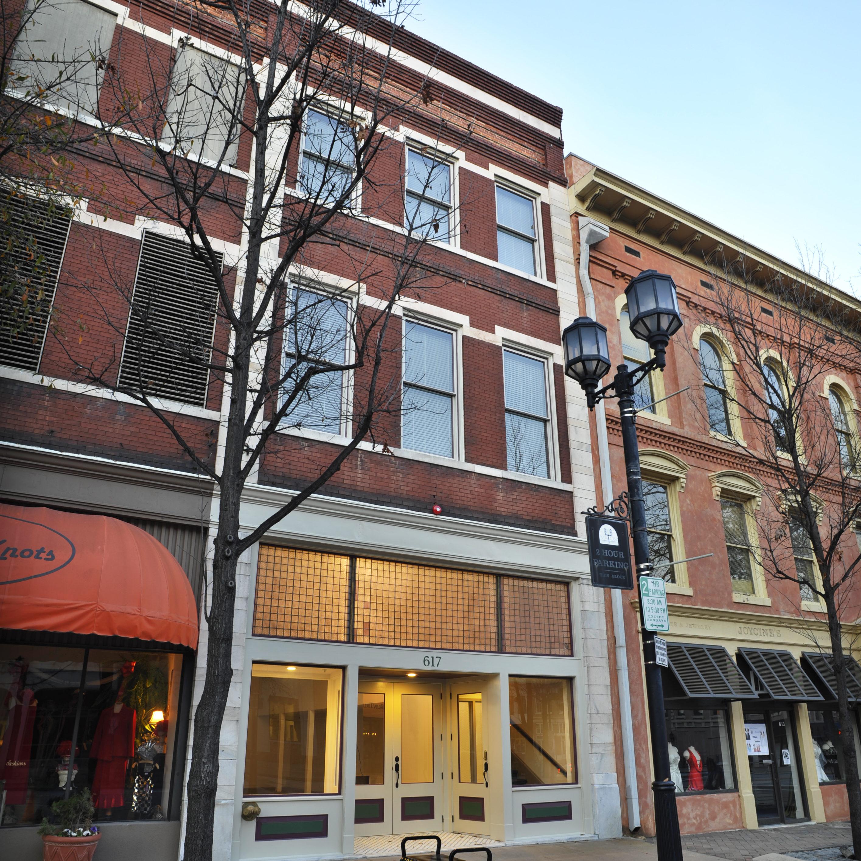Downtown Loft Finder