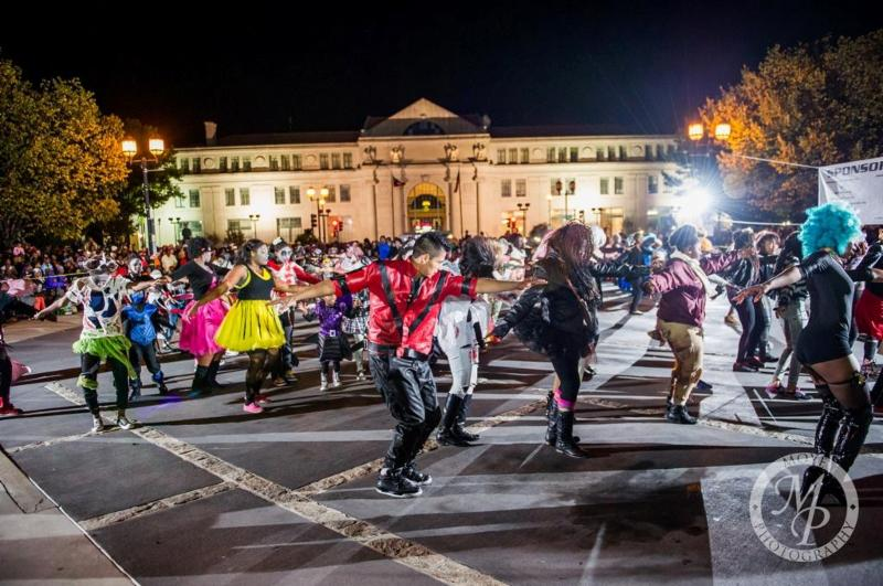 halloween things to do this week in downtown macon
