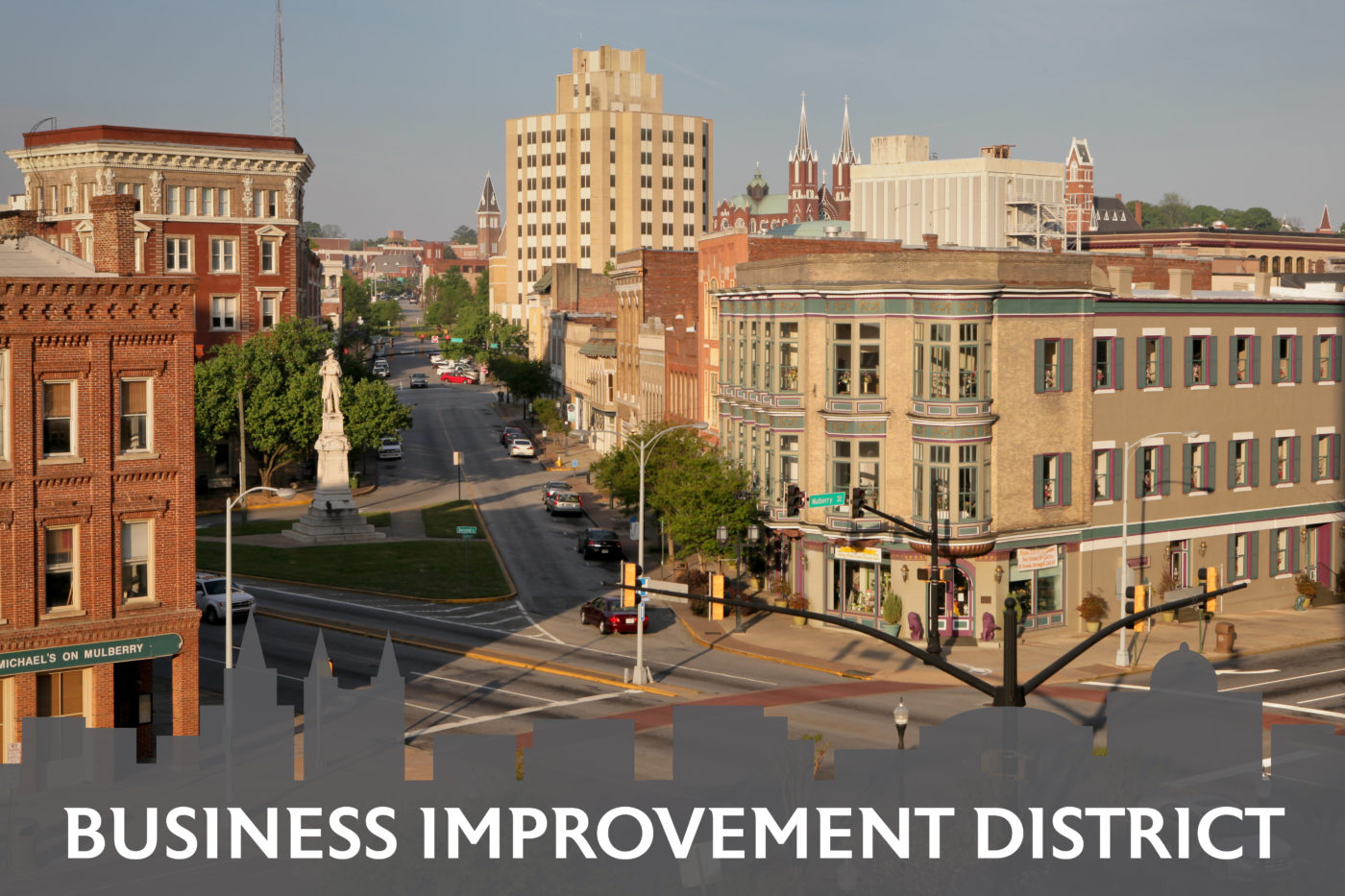 Business Improvement District Info
